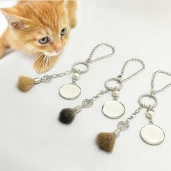 ペットの思い出の品をつくるなら犬・猫・うさぎなどペットの毛を使ったチャームがおすすめ