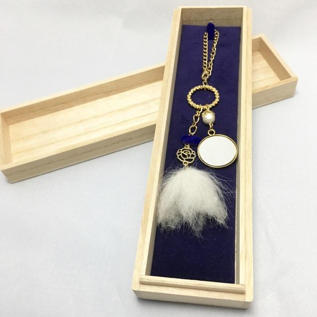 ペットの記念品なら犬・猫・うさぎの毛でオリジナルアクセサリーをつくる【豊橋筆 嵩山工房 匠-TAKUMI-】