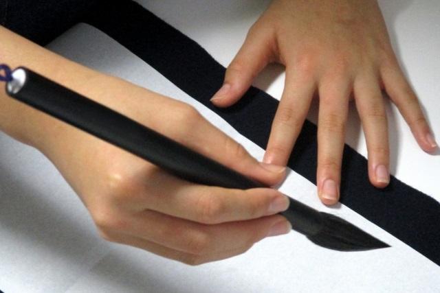 通販で書道筆を扱う【豊橋筆 嵩山工房 匠-TAKUMI-】~伝統の技を受け継いだ職人による筆~
